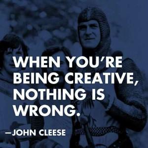 CreativeJohnCleese