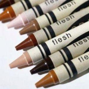 FleshColoredCrayons